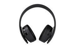 PS4 Гарнитура беспроводная черная Gold (Gold Wireless Headset: CUHYA-0080: SCEE) + Ваучер «Fortnite»