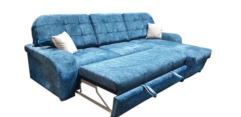 Угловой диван М5    (на складе серый цвет)