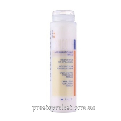 Rolland UNA Smooth - Укрепляющий бальзам для разглаживания волос