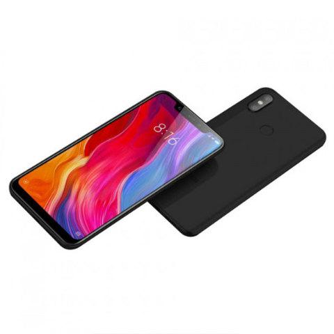 Смартфон Xiaomi Mi 8 6 / 64GB (черный)