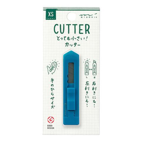 Мини-резак Midori XS Cutter (синий)