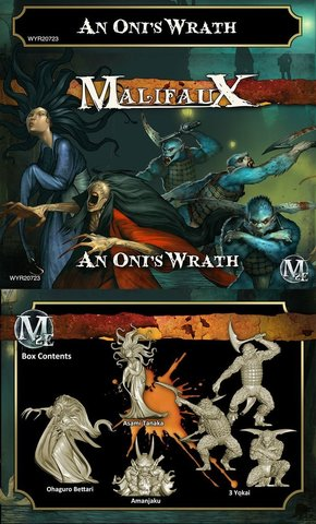 An Oni's Wrath