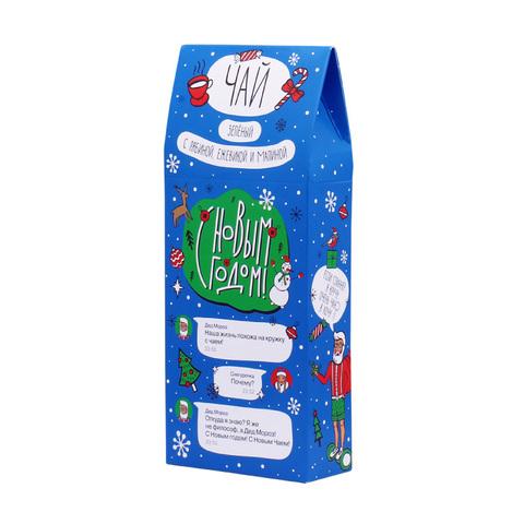 Зеленый чай «С новым годом!»  50 гр