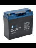 Аккумулятор Парус Электро HML-12-18  ( 12V 18Ah / 12В 18Ач ) - фотография