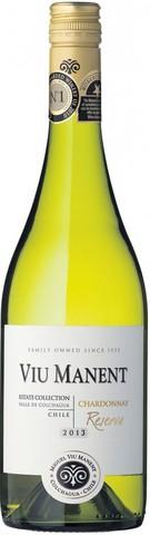 Вино Viu Manent, Chardonnay Reserva, 0.75 л