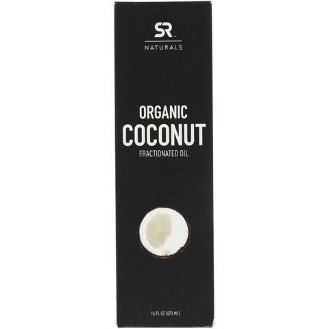 Sports Research, Органическое кокосовое масло, 473 мл (16 fl oz)