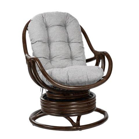 Кресло-качалка Kara с подушкой, JC-3021 О