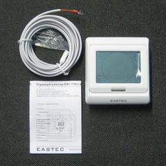 Терморегулятор EASTEC RTC 91.716 (3,6 кВт, встраиваемый,сенсорный)