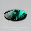 3200 Пришивные стразы Сваровски Emerald (14 мм)