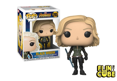 Funko Black Widow (No. 295)