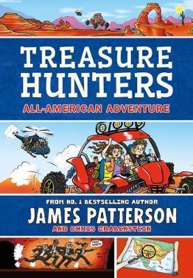 Kitab Treasure Hunters: All-American Adventure: (Treasure Hunters 6) | James Patterson