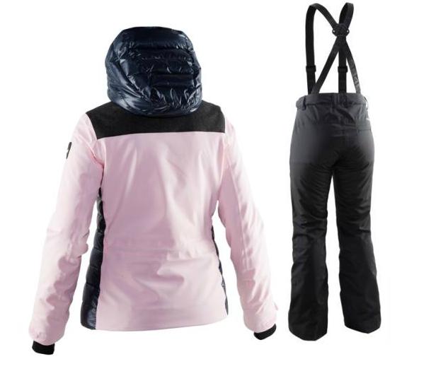 Женский горнолыжный костюм 8848 Altitude Beatrix/Winity (6962I8-697108) five-sport.ru вид сзади