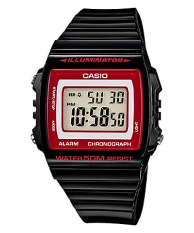 Купить Мужские электронные часы Casio W-215H-1A2V по доступной цене