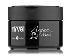 NIRVEL argan mask - маска для волос с маслом арганы маска для волос с нежной кремообразной текстурой. обогащена маслом арганы. 250 мл