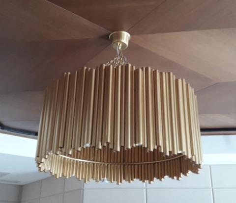 BRUBECK  chandelier by Art metal