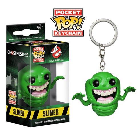 Брелок Funko Pocket POP! Keychain: Ghostbusters: Slimer 9161-PDQ