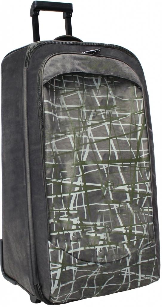 Дорожные чемоданы Сумка дорожная Bagland Барселона 86 л. Хаки (0039470) 579600f6b6044f107758cdda0ca0aacb.JPG