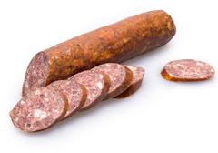 Колбаса из лося с кабаном полукопченая~500г