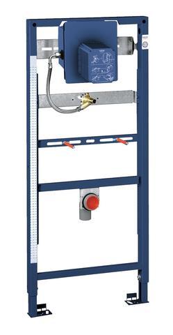 Система инсталляции для писсуара GROHE Rapid SL для ИК-панели или мех. смыва (1,13 м - 1,3 м) (38786001)