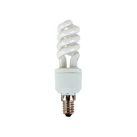 Лампа энергосберегающая КЛЛ-FSТ2-13 Вт-2700 К–Е14 (42х98 мм) TDM