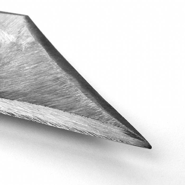 """Плоскорез """"Алмаз"""" Sneeboer, нержавеющая сталь"""