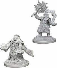 Dwarf Female Cleric / Дварфийская женщина-клерик