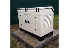 Всепогодный шумозащитный кожух для генератора SB1900
