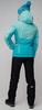 Женский утеплённый прогулочный лыжный костюм Nordski Montana Sky-Aquamarine 2020