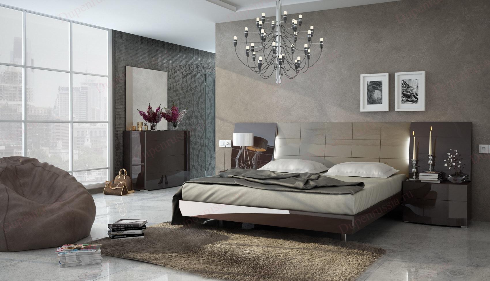 Спальня FENICIA 511 BARCELONA шоколад