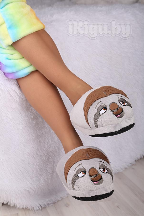 Тапочки Тапочки Зверополис Молния ленивец2.jpg