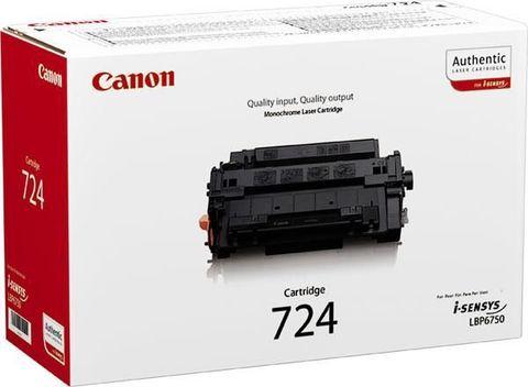 Картридж Canon 724 для Canon LBP 6750/6780. Ресурс 6000 стр. (3481B002)