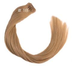 18 теплый блонд