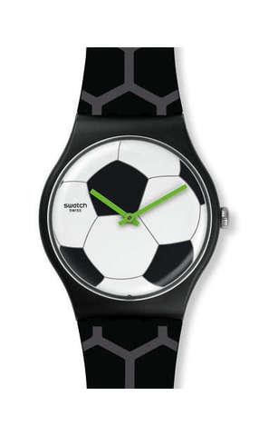 Купить Наручные часы Swatch SUOZ216 Footballissime по доступной цене