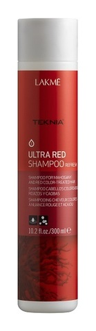 Шампунь Lakme Ultra red shampoo refresh (300 мл)