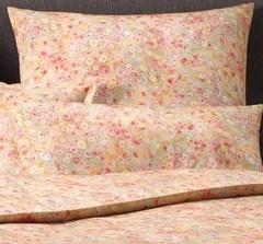 Наволочка 70x70 Elegante Milleflora розовая