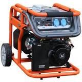 Генератор бензиновый Zongshen KB 5000 E* - фотография