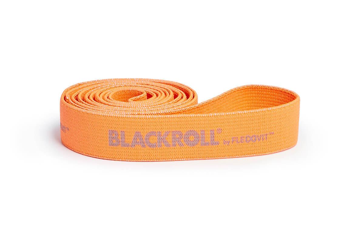 Оборудование BLACKROLL® для тренинга Эспандер-лента текстильная BLACKROLL® SUPER BAND 104 см (легкое сопротивление) BR_2018-10_SUPER-BAND_07081_SebastianSchöffel.jpg