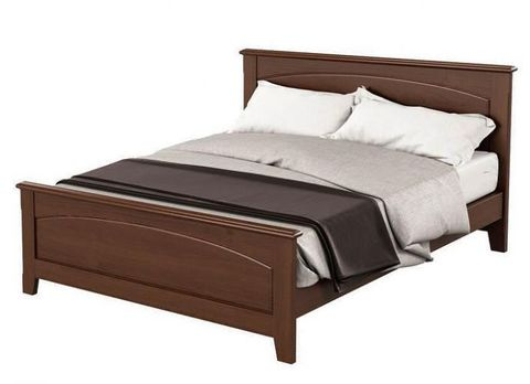 Кровать Райтон Марсель с основанием (Орех)