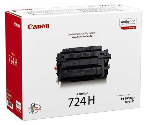 Картридж Canon 724H для Canon LBP 6750/6780. Ресурс 12500 стр. (3482B002)