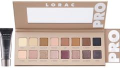 LORAC Pro Palette 3 палетка теней