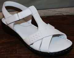 Летние сандали женские Evromoda 15 White.