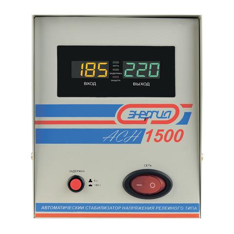 Стабилизатор напряжения Энергия ACH 1500