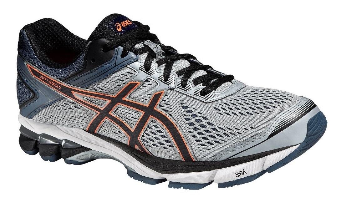 Мужские кроссовки для бега Asics GT-1000 4 (T5A2N 9690) серые фото