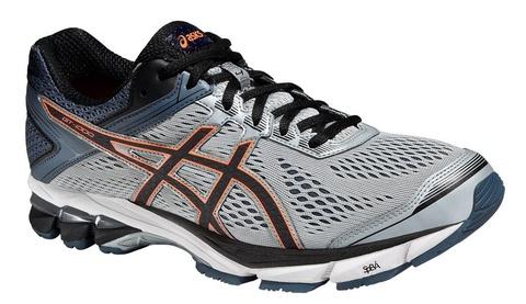Asics GT-1000 4 Мужские кроссовки для бега серые