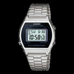 Японские электронные наручные часы Casio B640WD-1A