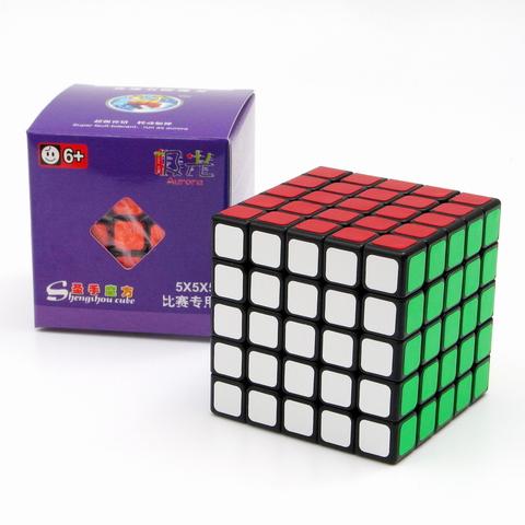 ShengShou 5x5x5 Aurora