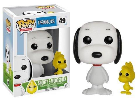 Фигурка Funko POP! Vinyl: Peanuts: Snoopy  Woodstock 3829