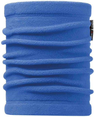 Шарф-труба флисовый Buff Neckwarmer Polar Simple Solid Cape Blue