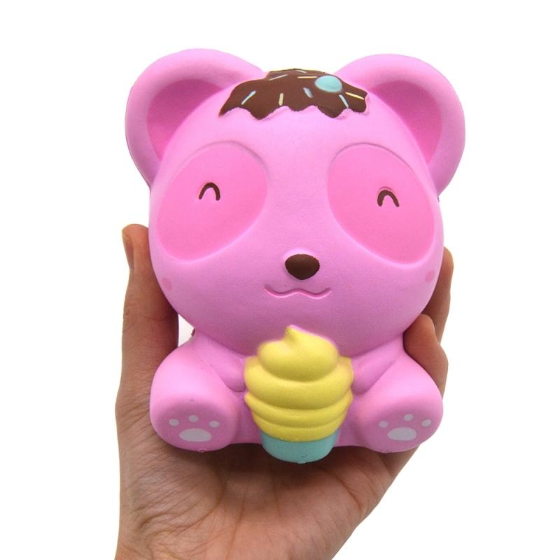 Сквиши игрушка-антистресс Kiibru Пандочка