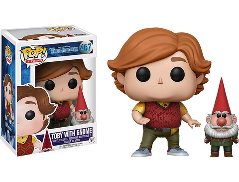 Toby with Gnome Funko Pop! Vinyl Figure || Тоби с Гномом